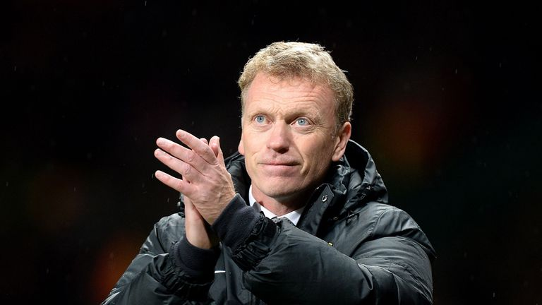 David Moyes: Has been promised transfer cash in January