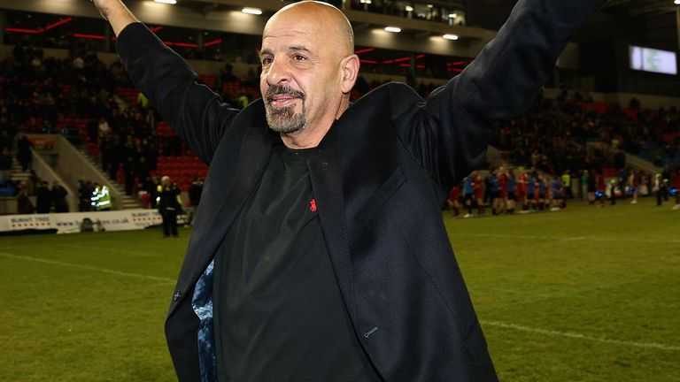Marwan Koukash is unhappy with comments made by Wakefield coach Richard Agar
