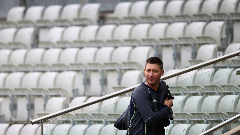 Michael Clarke: Rued late-innings collapse