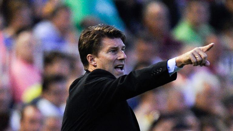 Michael Laudrup: Seeking win at Southampton before break