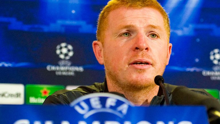 Lennon: Hopes for repeat of last year's 2-1 victory over Barca