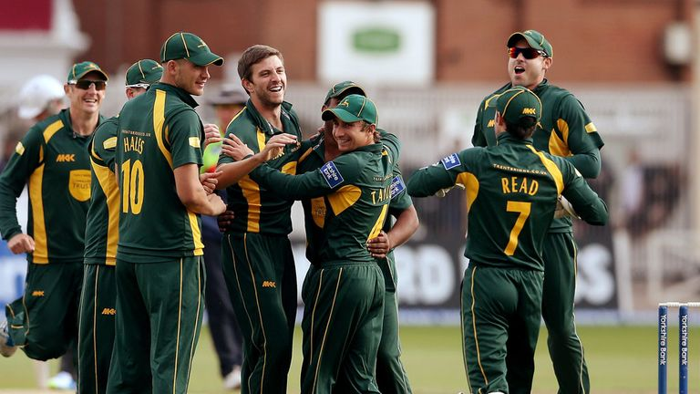 Notts: won their YB40 semi-final, but should more people be there to watch?