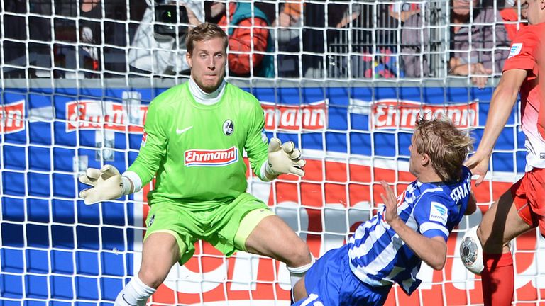 Per Ciljan Skjelbred: Midfielder keen to stay at Hertha Berlin