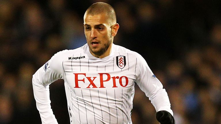 Mladen Petric: Has moved across London to West Ham
