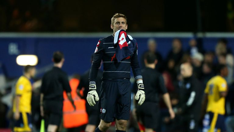 Rob Green: QPR goalkeeper kept fifth consecutive clean sheet against Brighton
