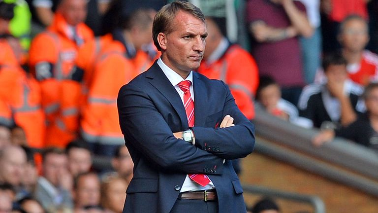 Brendan Rodgers: Disappointed with performance against Southampton