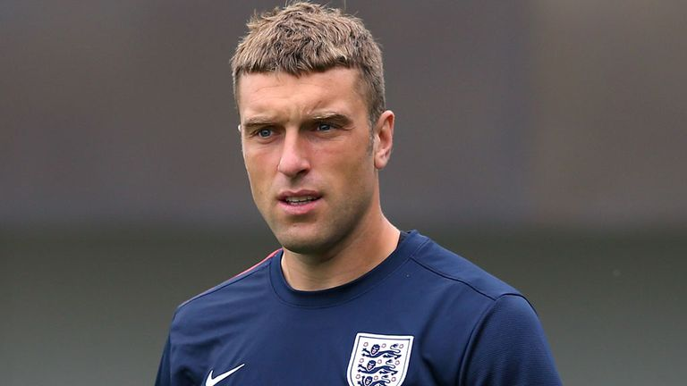 Rickie Lambert: Confident he will handle Kiev reception