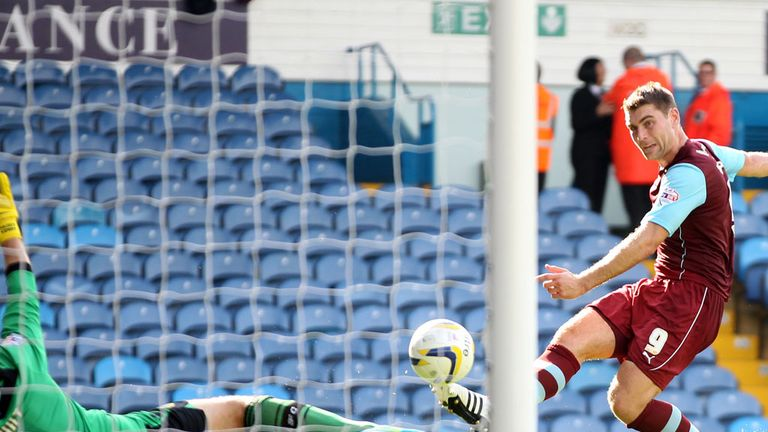 Sam Vokes: Netted as Burnley ran away 2-1 victors at Elland Road on Saturday