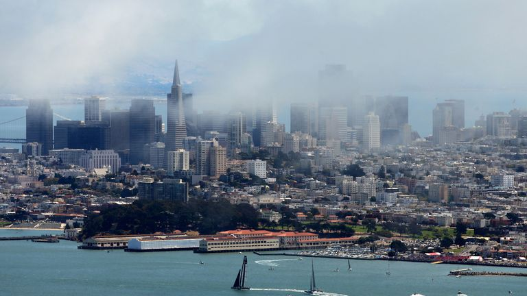 The 34th edition of the America's Cup gets underway on Saturday