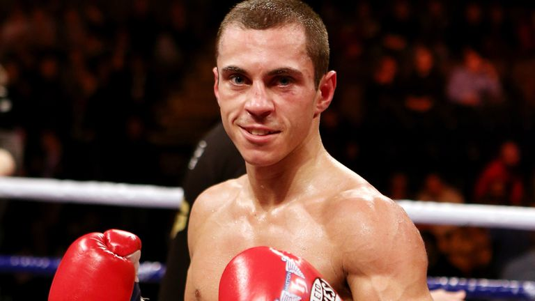 Scott Quigg: will have to wait an extra week to face Yoandris Salinas