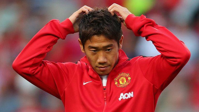 Shinji Kagawa: Admits he needs to toughen up if he is going to become a regular fixture at Old Trafford