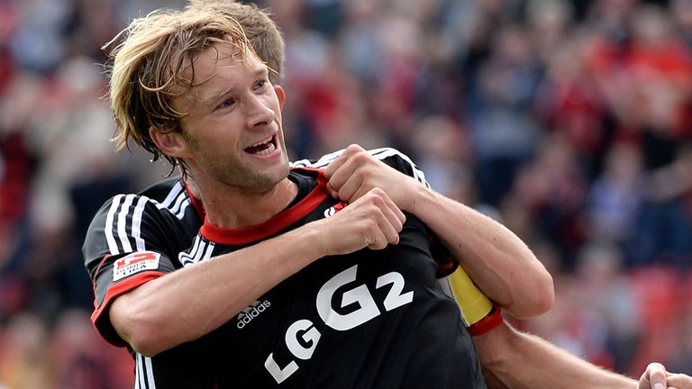 Simon Rolfes: Will retire when he leaves Leverkusen