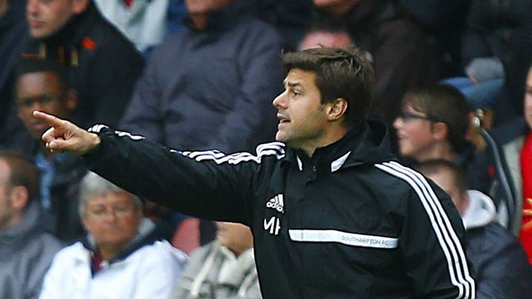 Mauricio Pochettino: Sure Saints can equal record