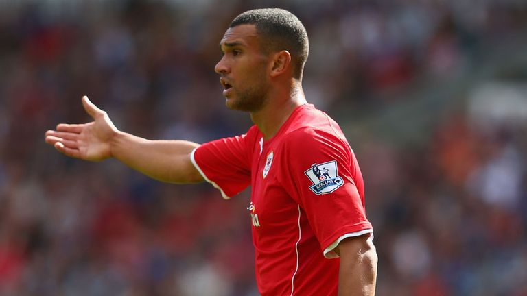 Steven Caulker: Impressed by old club Tottenham