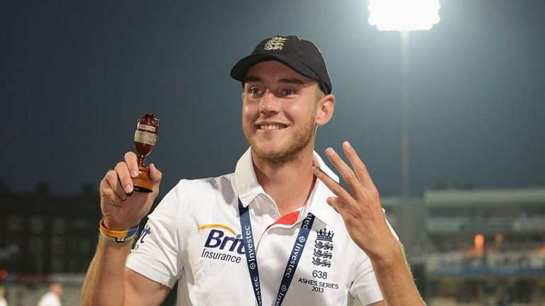 Stuart Broad: It's more than niggle with Australia