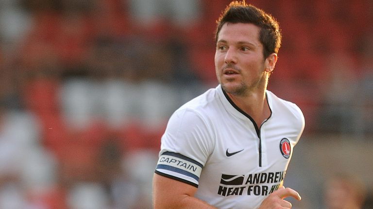 Yann Kermorgant: Charlton striker has suffered further injury woe
