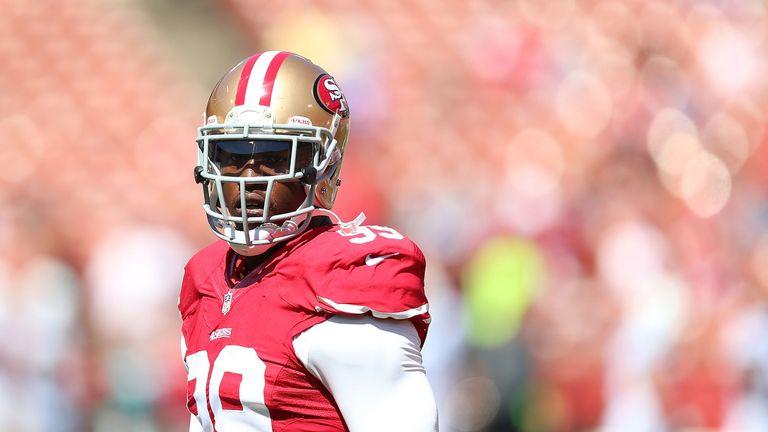 Aldon Smith of the San Francisco 49ers
