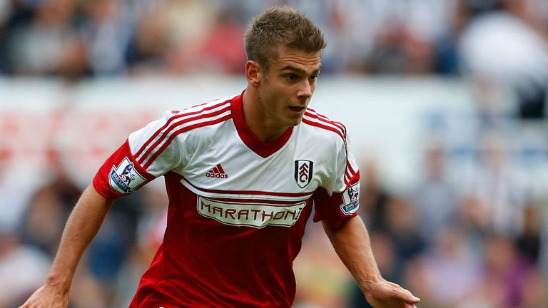 Alex Kacaniklic: Believes Fulham are capable of climbing away from trouble