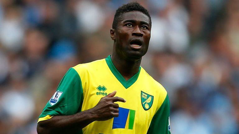 Alex Tettey: Scored in win over Watford