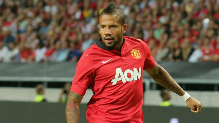 Bebe: Keen to make an impact at Manchester United