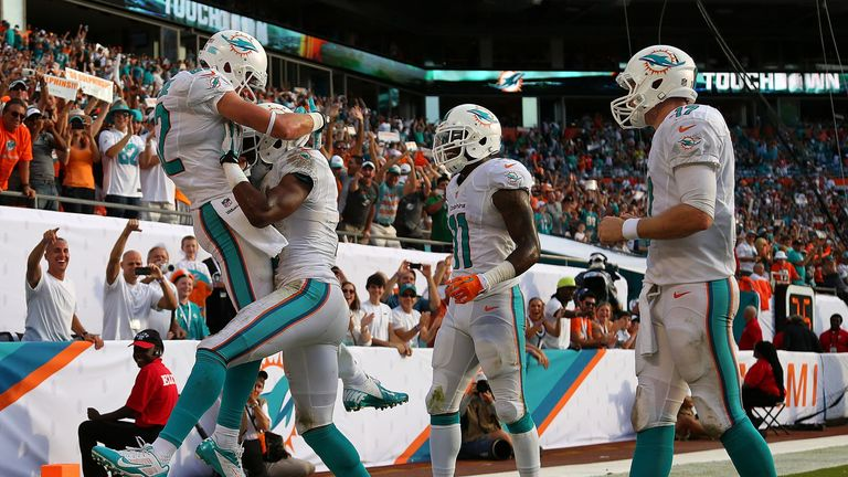 The Miami Dolphins need to bounce back after defeat