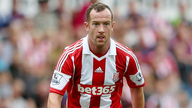 Charlie Adam: Involved in Spurs controversy