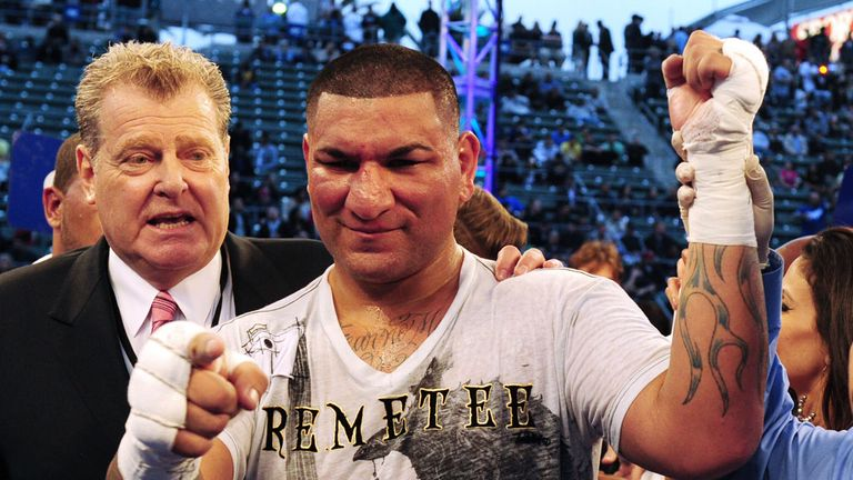 Chris Arreola: Can scarcely afford another defeat