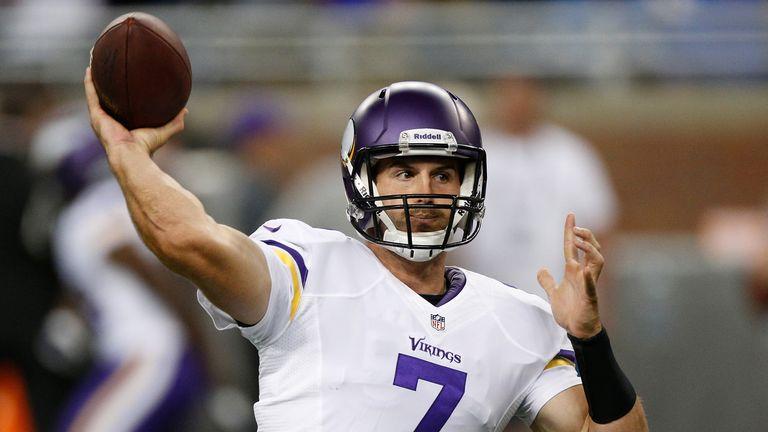 Christian Ponder: Minnesota quarterback led team to play-offs last season