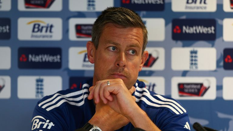 Ashley Giles: Believes England aren't far away from beating Australia