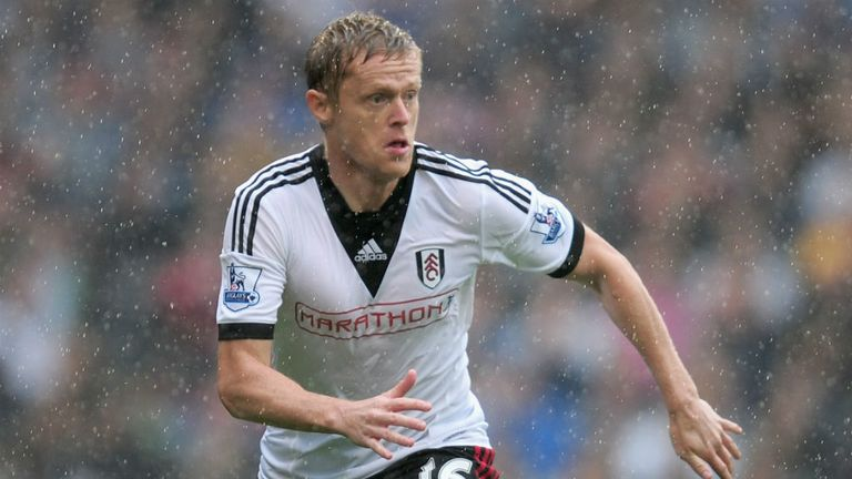Damien Duff: Looking to finish his career back in Ireland