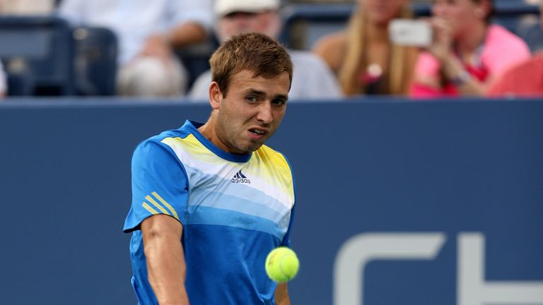 Dan Evans: Overcame a high-ranked player to move into the last four