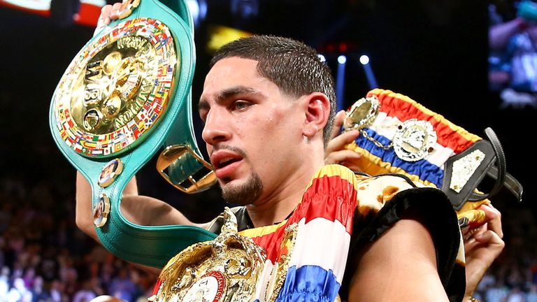 Danny Garcia: Routine defence of his titles in Puerto Rico