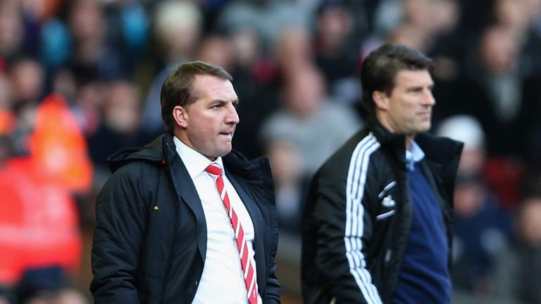 Brendan Rodgers: Liverpool boss is 'taking one game at a time'