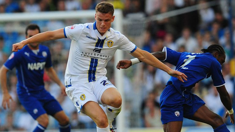 Matt Smith: Believes Leeds have enough quality to go up
