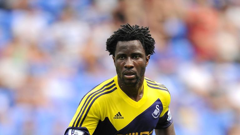 Wilfried Bony: Given a personalised training programme to improve