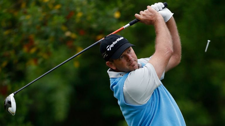 Retief Goosen: Making his return to competitive action in Italy