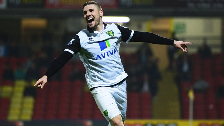 Gary Hooper: Scored twice on his return