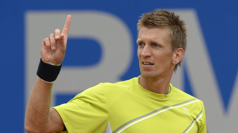 Jarkko Nieminen: Came through against Argentina's Leonardo Mayer