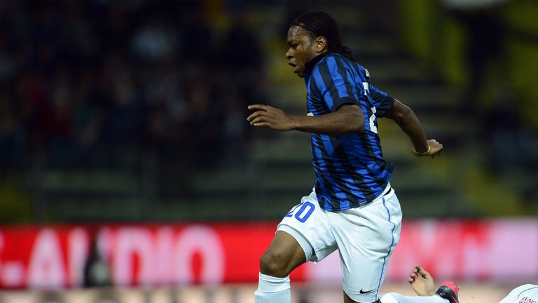 Joel Obi: Will spend the 2013-14 season on loan with Parma