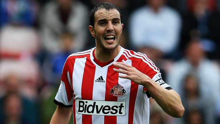 John O'Shea: Makes rallying cry to his team-mates ahead of Sunday's derby