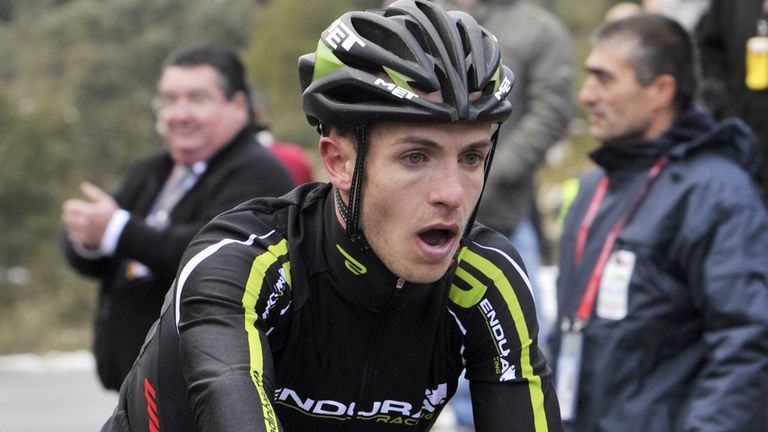 Jonathan Tiernan-Locke is facing UCI disciplinary proceedings
