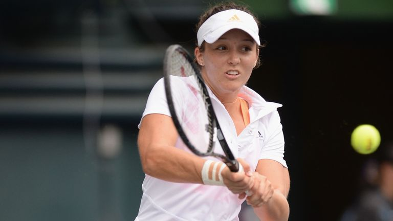 Laura Robson: Lost in straight sets to Ayumi Morita