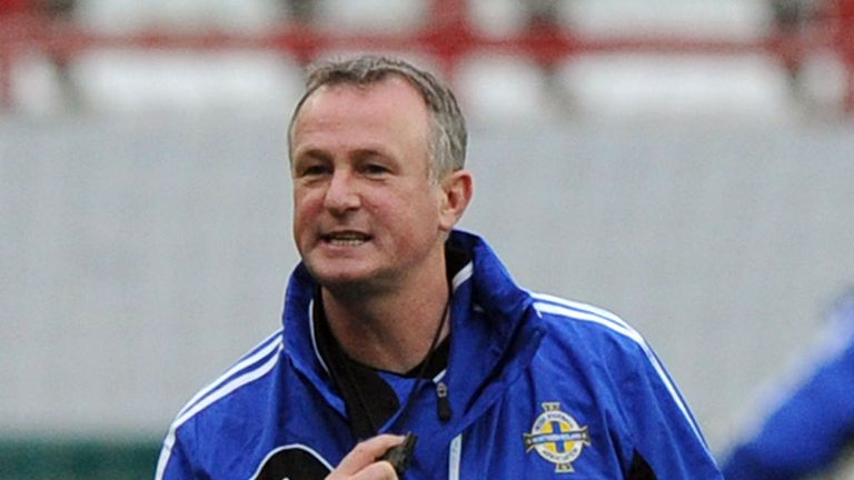 Michael O'Neill: Northern Ireland boss set to be offered new contract