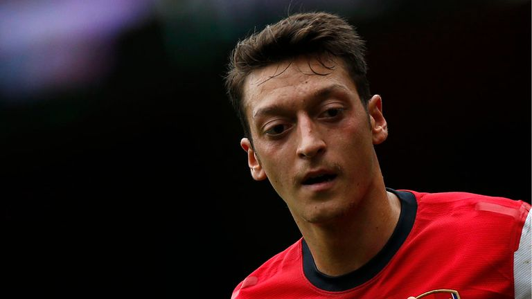 Mesut Ozil: Arsenal will be asking a lot of their summer signing, says David Jones