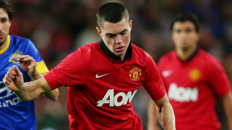 Michael Keane: Manchester United youngster joins Derby on loan