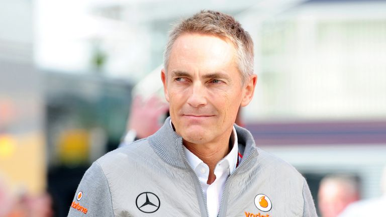 Martin Whitmarsh: Finally leaves McLaren