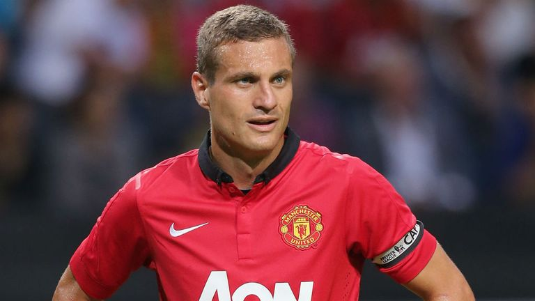 Nemanja Vidic: Hailed by United boss David Moyes