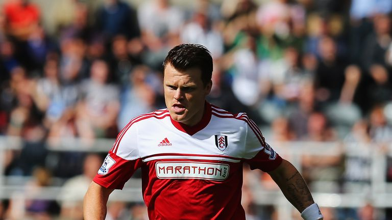John Arne Riise: Considering his future at Fulham