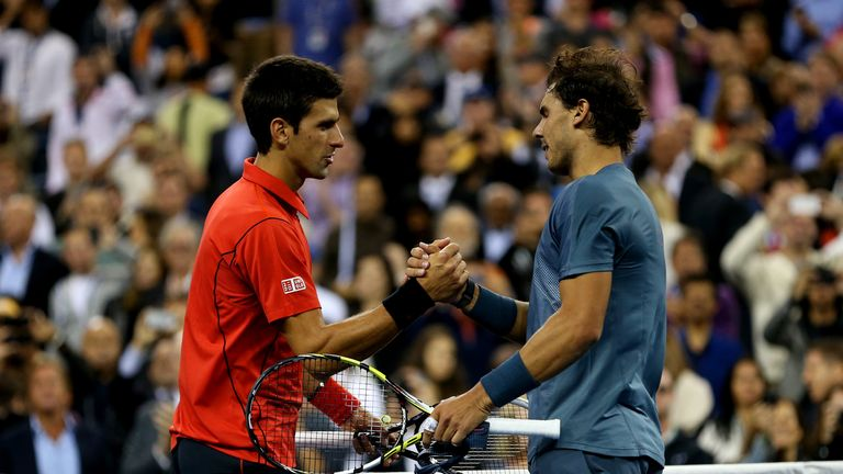Novak Djokovic and Rafael Nadal: Meet for a 39th time at the O2 Arena