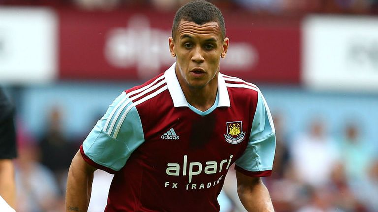 Ravel Morrison: West Ham youngster has made a good start to the season